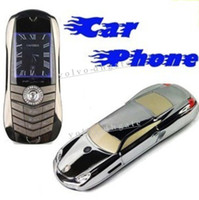 Wholesale 977 Car Shape MINI Luxury Dual SIM Dual Band W8 MP3 Unlocked Cheap Cell Phone GA920