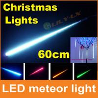 led meteor light - LED Christmas decoration meteor Light set cm led meteor shower light with driver waterproof