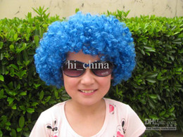 Wholesale 120g multi color Wig Halloween party wig