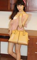 Wholesale Casual Bags WOMEN SHOULDER BAG designer handbags REAL LEATHER bags tote bag