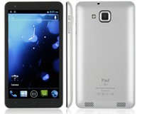 Wholesale MTK6575 i9800 GHz android inch capacitive Screen GB WIFI GPS G cell Phone via EMS