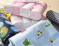 Wholesale Blanket Towels Baby BlanketS Flannel Blanket Cotton Flannel Blanket Full Blanket orangecompay
