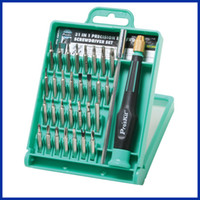 Wholesale 31 IN Precision Electronic Screwdriver Set T4 T5 T6 T7 T8 T10 T15 T20 Precision