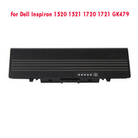 Wholesale Replacement Battery For Dell Inspiron GK479 Black Ship From USA N3416
