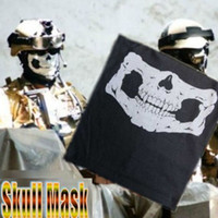Wholesale Skull Multi Bandana Bike Motorcycle Helmet FACE MASK Paintball Mask CS Ski Sport