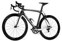 Wholesale 2013 Pinarello Dogma Think2 Aero Seat post Carbon Road Bike K9 black white Frame Fork Headset s