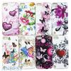Butterfly Flower Soft TPU Gel Case For iPod Touch 5