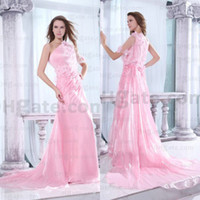 Wholesale Best Selling Hot Sale One shoulder Evening Party Prom Dresses PD028