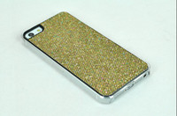 Wholesale good quality cheap price Glitter Glittery Sparkle Case Bling Hard Case For Apple iPhone g