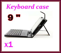 Wholesale CHpost quot inch Colourful USB Keyboard Case for Android Tablet RW L12
