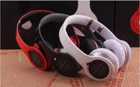 high quality 6 colors wireless headphones (black, white, blu...