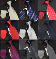 Wholesale 25pcs Hot Styles Mixture Men Handmade Silk Neckties Flower Stripes Tatting Bright Color Neck Tie D2