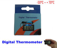 Wholesale LCD Digital Panel Thermometer Temperature Meter