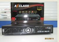 Wholesale dhl HD DVB S AZ Class s1000 DVB S2 Receiver full hd p AZ CLASS S1000 China original products
