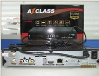 Wholesale fast dhl ship full hd p HD AZ Class s1000 DVB S2 Receiver AZ CLASS S1000