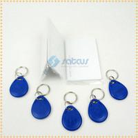 Wholesale Programmable Writable RFID Card KeyChain KHz