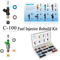 denso injector - C Fuel Injector Rebuild Kit applicable to Bosch Denso Siemens Weber Delphi and Rochester