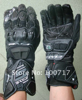 Wholesale RFX1 New Leather gloves Motorcycle gloves Racing gloves long df4