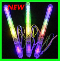 Wholesale Newest best price Christmas led light glow stick party supplies kids toys flashlight sticks