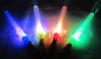 Wholesale 2012 hot Best price quot Colorful STICK glow sticks Halloween party accessory Christmas Toy