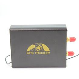 Wholesale Multi Functional tk106b gps vehicle tracker Camera fuel sensor Quad band Car Alarm FREE GPS tracki