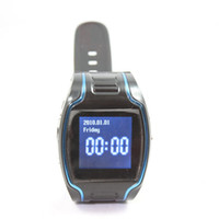 Wholesale GPS GSM GPRS watch Tracker mini track device TK109 for child kid elderly as gift