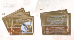 Wholesale Hot sale pairs Women Crystal collagen Eye Mask Eye Skin Mask Patch Eye Care Product