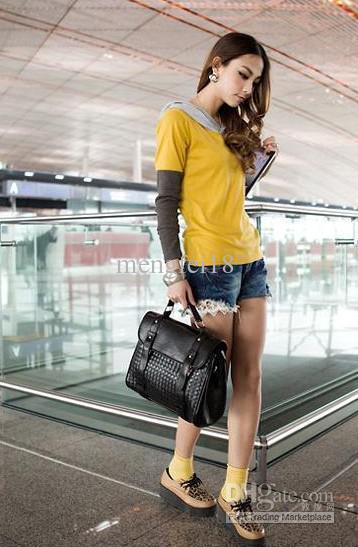Messenger Laptop Bag Women Handbags 2012 New Commuter College Wind ...