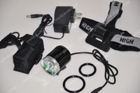 Wholesale 10pcs K85 Lumen x CREE XM L T6 LED Headlight Headlamp Bicycle Bike Light Waterproof New