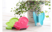 Wholesale Cute Butterfly Insulation Disk Disc Folder Fridge Magnet Microwave Folder