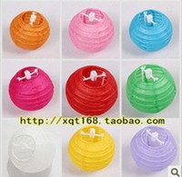 Wholesale 4inch cm wedding paper lantern