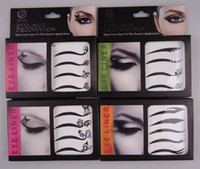 Wholesale New Decoration Eyesliner Sticker Fashion Makeup Tool High Quality Tattoo Shadow Tips Easy To Use pcak Freeshipping