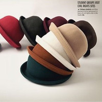 Wholesale 10 pieces Playful flanging dome hat