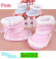 Wholesale New arrival hot Christmas Winter shoes children s boots toddlers boots snow boots