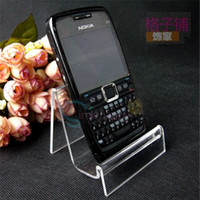 Wholesale Bangle jewelry Display Stand Mobile phone USB flash disk small item display cheap Acrylic showcase