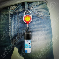 Wholesale Specializing in the production of Retractable Lighter Holder welcome custom LOGO welcome to OEM