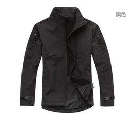 Wholesale New Arrival TAD Commander Outdoor Campling Coat Waterproof Jacket for the Men Black Green CP