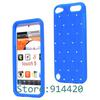 Bling Diamond Silicone Back Case Cover for iTouch iPod Touch 5 G 5 Gen 5th