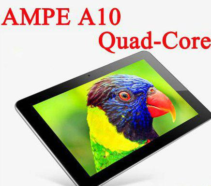 charger tablette ampe a10 quad core ultimate, ampe a10 dual core