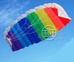 Wholesale hot sale m Stunt Parafoil POWER Sport Kite Tool For Beginner