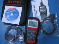 For BMW benz motors - MaxScan MS509 OBD2 eobd Scanner motor vehicle detector Scanner Code Reader MS GS GS509 AUTEL