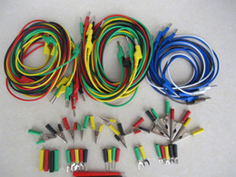 Wholesale The instrument accessories electrical testing wire package CXS dedicated test leads
