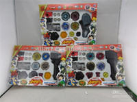 Wholesale Super Battle New style Super top toy Metal Fight Beyblades beyblade toy set metal masters toy