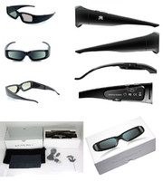 Wholesale dhl free D Glasses type Active shutter glasses GBSG03 A hot item