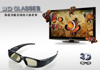 Wholesale 3D Glasses type Active shutter glasses GBSG03 A D Glasses for family