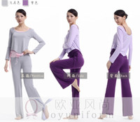 Wholesale Modal slim yoga workout clothes suit or fitness Gym clothing for women