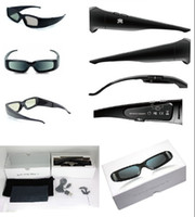 Wholesale top quality D Glasses type Active shutter glasses GBSG03 A D Glasses for family