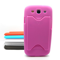 Cheap Plastic hard case Best For Samsung 7 colour id card