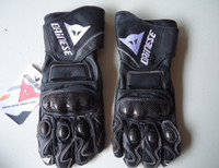 Wholesale Leather Dainese Gloves Motocross racing motorcycle motorbike glove long gloves