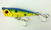 Wholesale 2014 New Fishing lures topwater probero CM G hooks Fish bait protein pesca carp Fishing tackle artificial top water lures